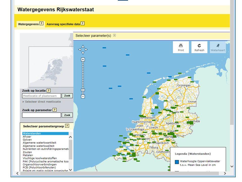 viewerDashboard IJsselmeer Opdracht vanWMCN et al Doel Platform Datakoppeling Bouwer Beheer configuratie Beheer techniek Contact RWS Voorbeeld