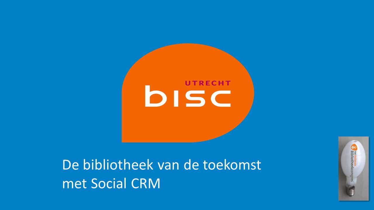 De bibliotheek van de toekomst met Social CRM