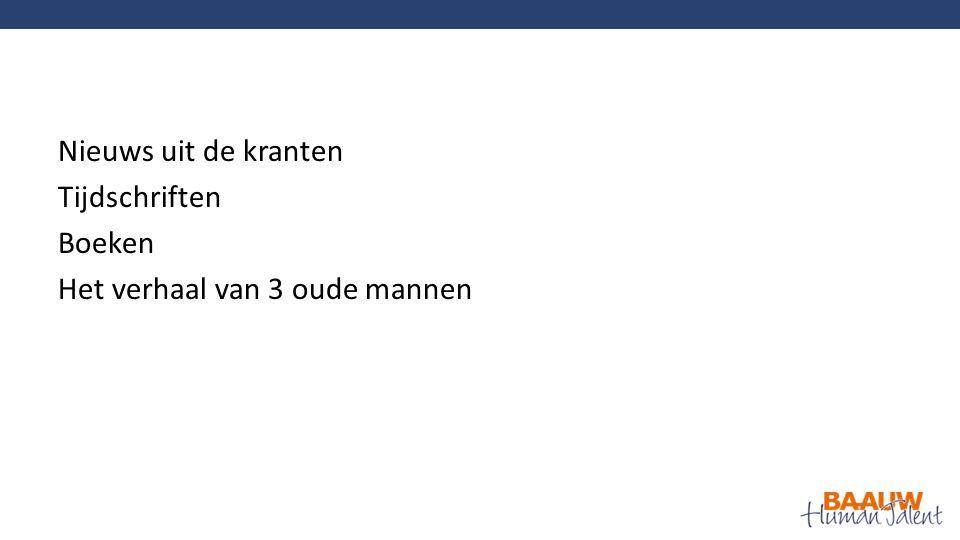 drs. Leo Baauw Gz-psycholoog / orthopedagoog www.baauwhumantalent.nl