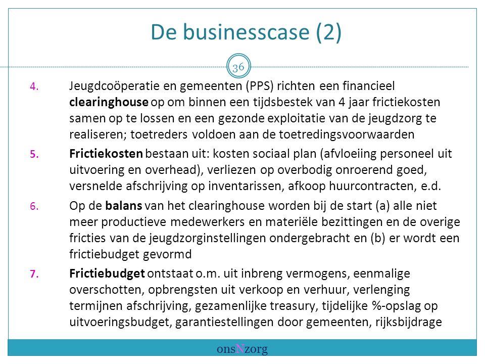 De businesscase (2) 4.