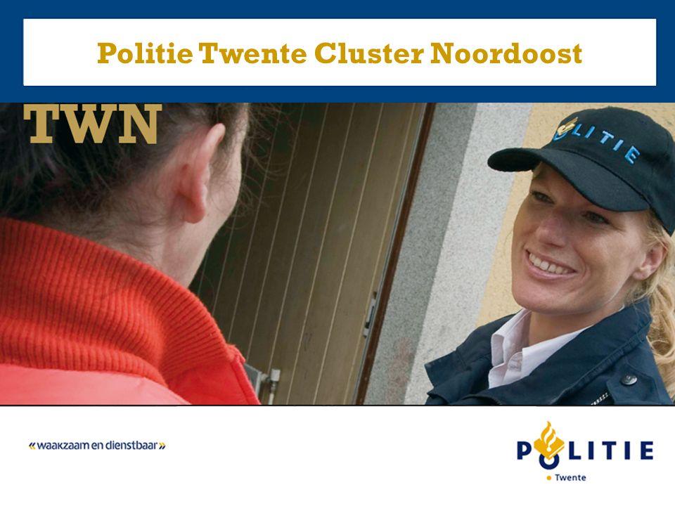 Politie Twente Cluster Noordoost