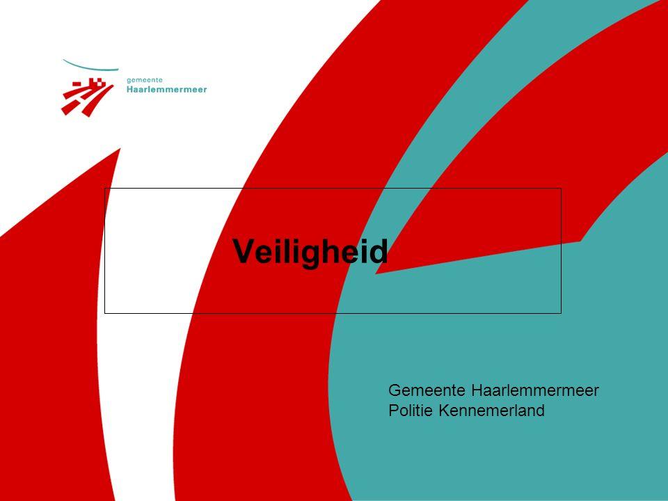 Veiligheid Gemeente Haarlemmermeer Politie Kennemerland
