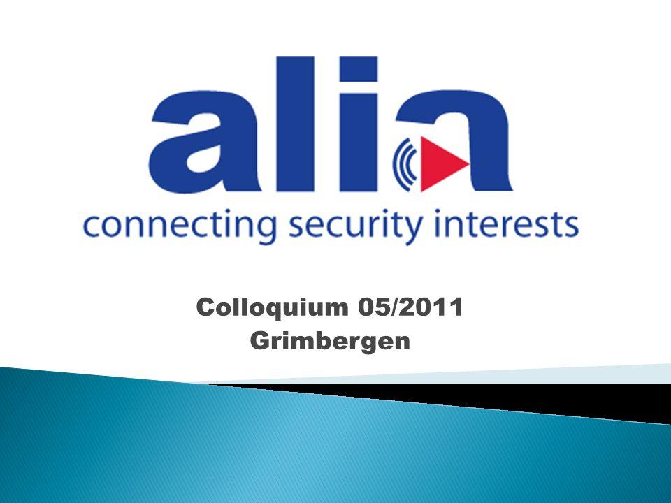 Colloquium 05/2011 Grimbergen