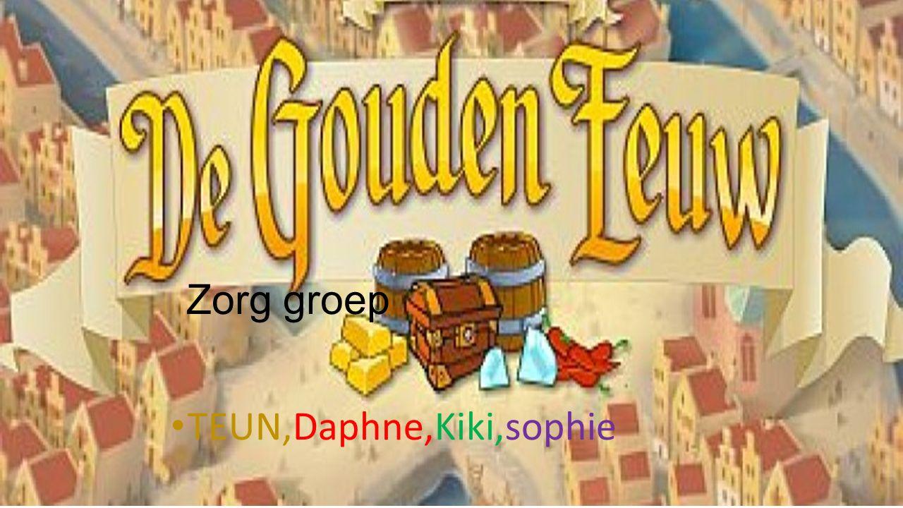TEUN,Daphne,Kiki,sophie Zorg groep