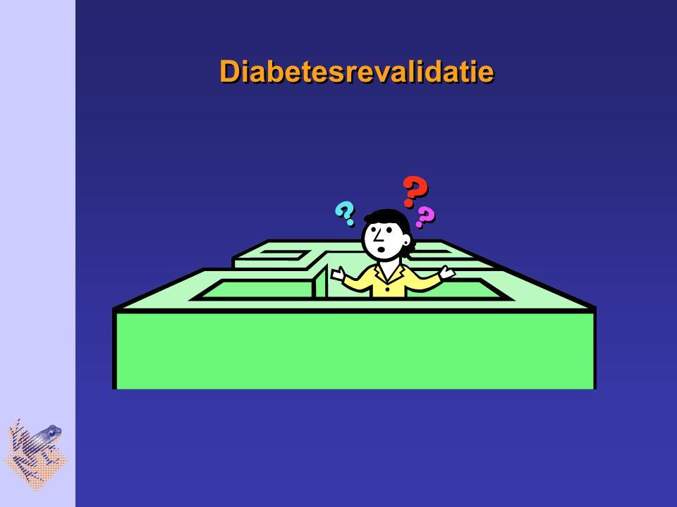 Diabetesrevalidatie