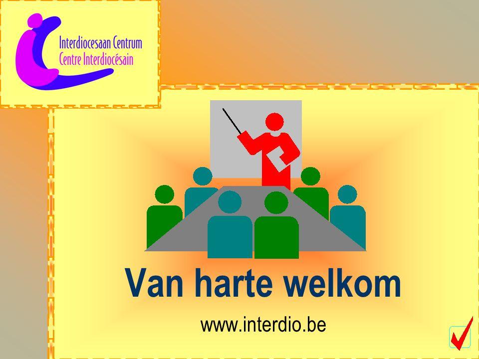 Van harte welkom www.interdio.be