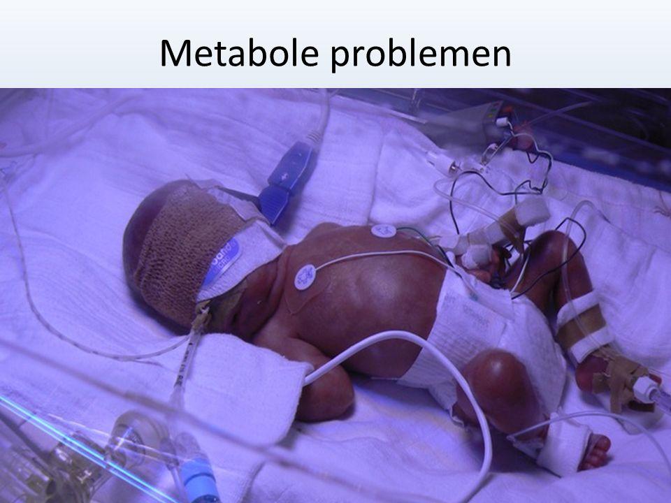 Metabole problemen