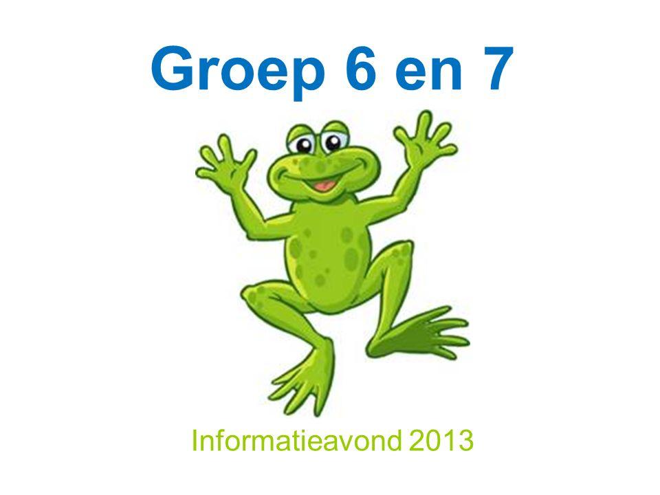 Groep 6 en 7 Informatieavond 2013