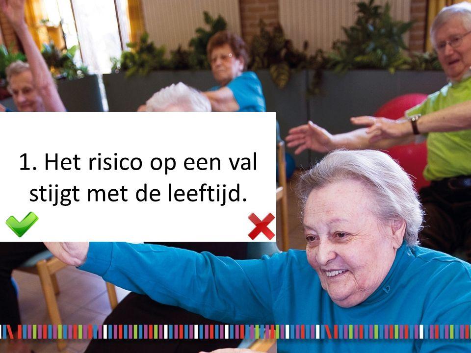 Bronnen voor het opstellen van deze vragen en antwoorden: - Expertisecentrum Val- en fractuurpreventie Vlaanderen: www.valpreventie.be - Milisen, K.