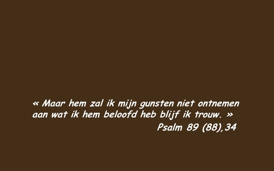 Joh 13,1-15 Het paasfeest was op handen.