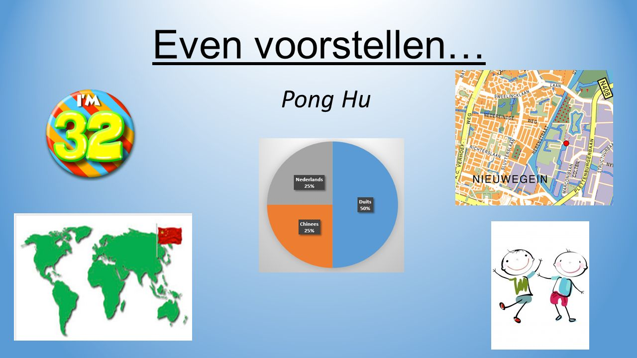Pong Hu Even voorstellen…