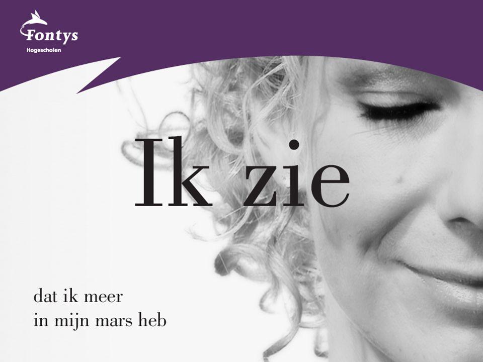 1 Titel: Fontys Frutiger 28 pt.