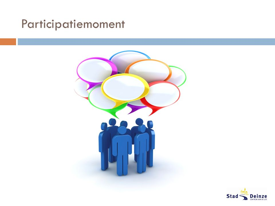 Participatiemoment