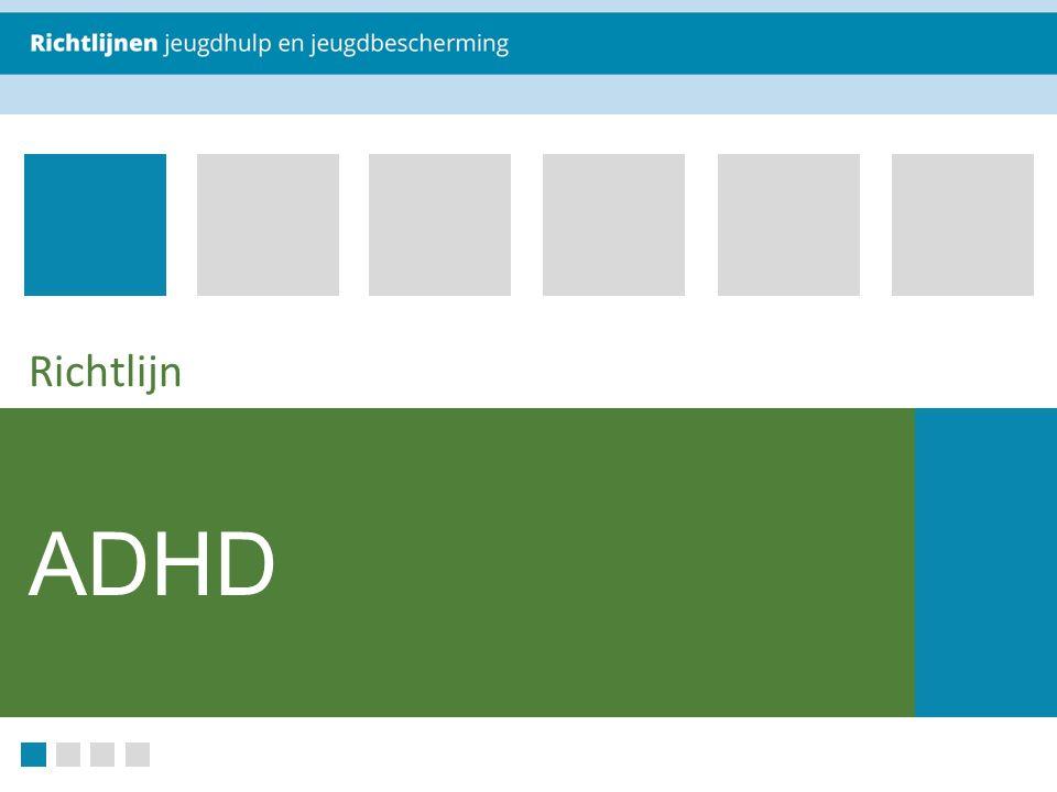 ADHD Richtlijn