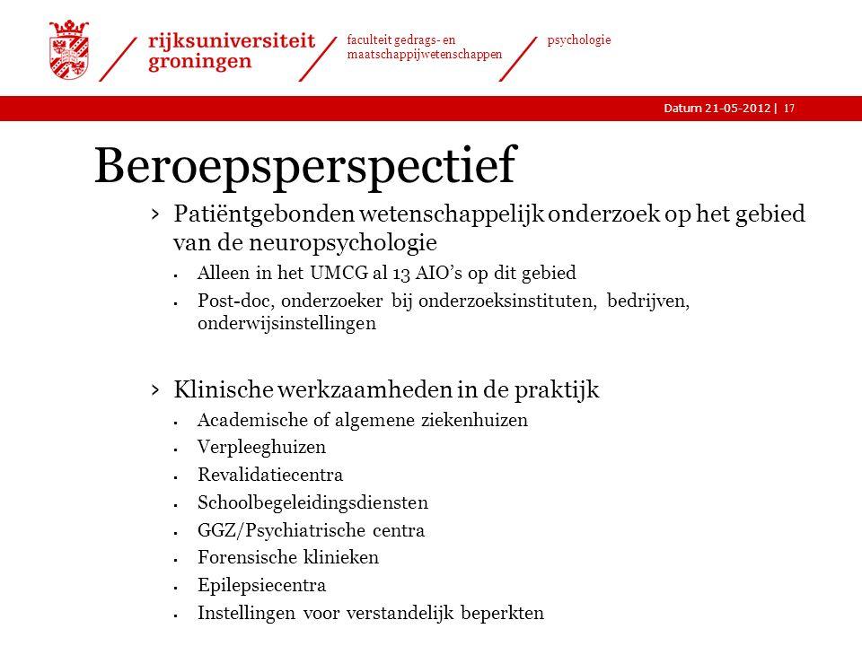 |Datum 21-05-2012 faculteit gedrags- en maatschappijwetenschappen psychologie KN enquete alumni 2011 N=21 onderzoekOnderzoek naar depressie bij ziekte