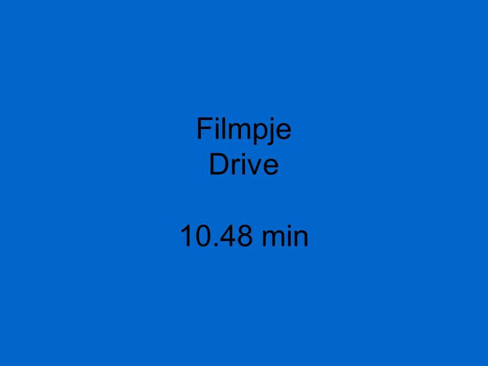 Filmpje Drive 10.48 min