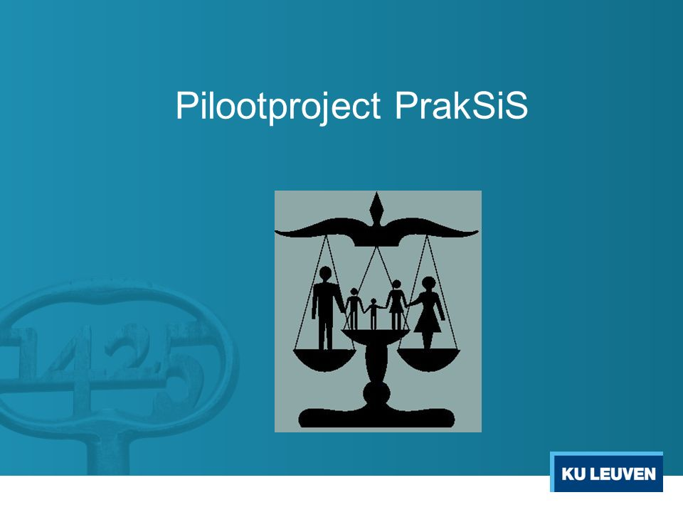 Pilootproject PrakSiS