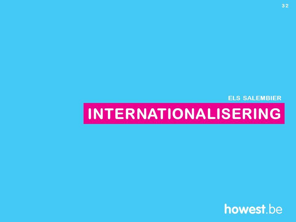 ELS SALEMBIER 32 INTERNATIONALISERING