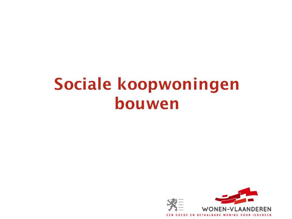 Sociale koopwoningen bouwen