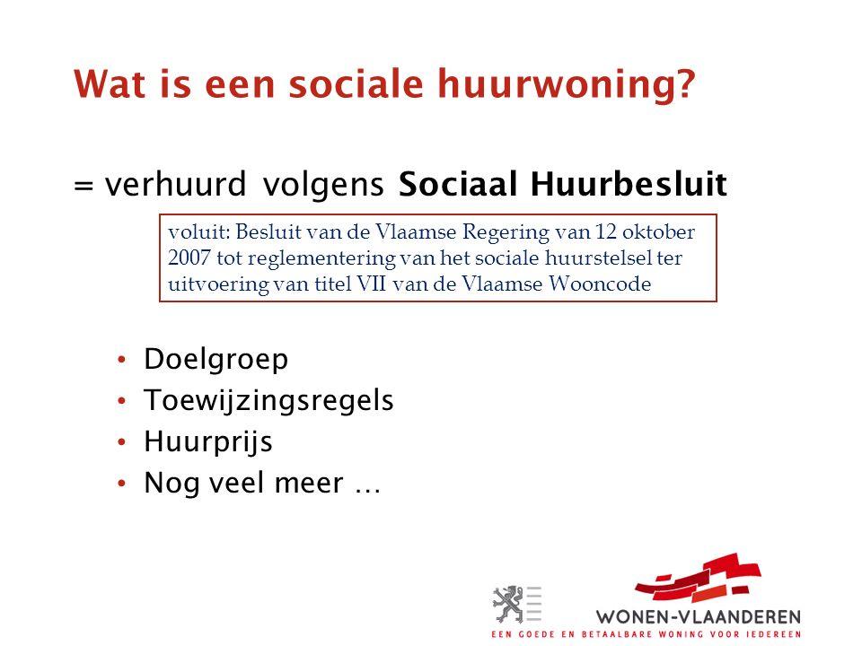 Wat is een sociale koopwoning.
