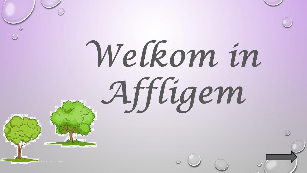 Vind je Affligem ook op de kaart van België ? Kleur ons dorp oranje !