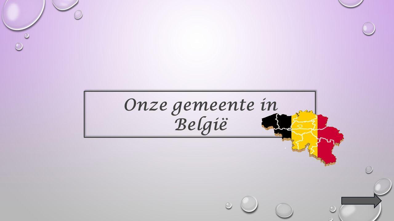 Onze gemeente in België