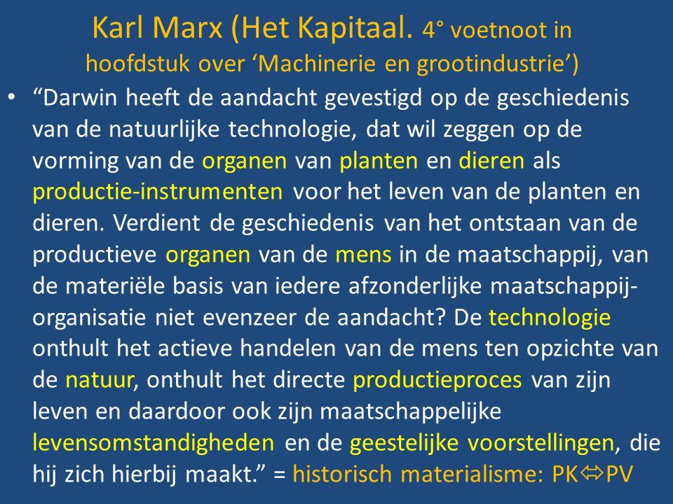 Karl Marx (Het Kapitaal.