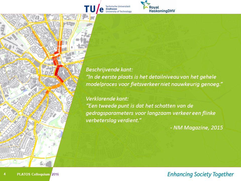 5 Een theoretische onderbouwing van fietsgedrag, met betrekking tot route-comfort aspecten is gevonden.