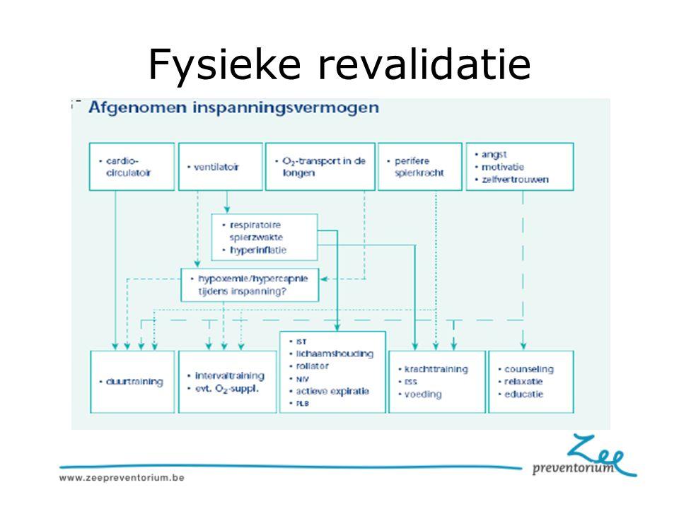 Fysieke revalidatie