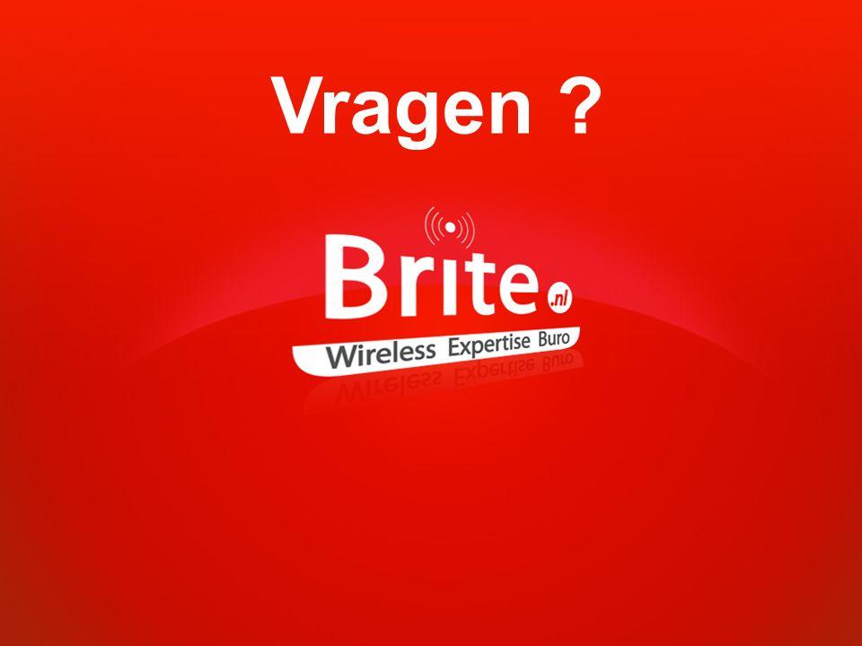 Ook wireless succesvol toepassen ? Doe het samen..met Westcon en Brite Wireless is een vak apart, wat je er niet zo even bij doet. Een netwerkspeciali