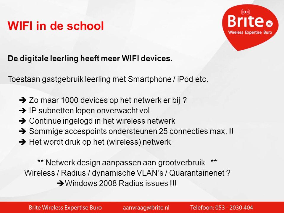 Welk tablet is geschikt ?  iPad is voorzien van een 5 GHz wireless Wifi radio  Let op: Niet alle merken tablets hebben al 5 GHz Wifi. Let op: BGN WI