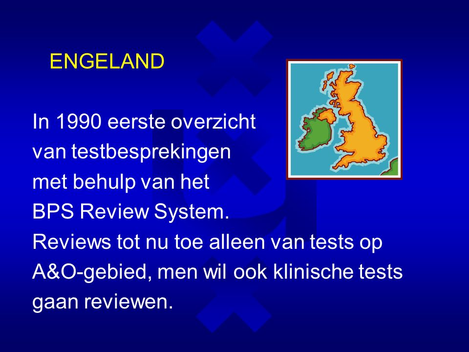  De conclusie is dan ook dat de testpraktijk juist gebaat is bij een onafhankelijke instantie die waakt over testkwaliteit.