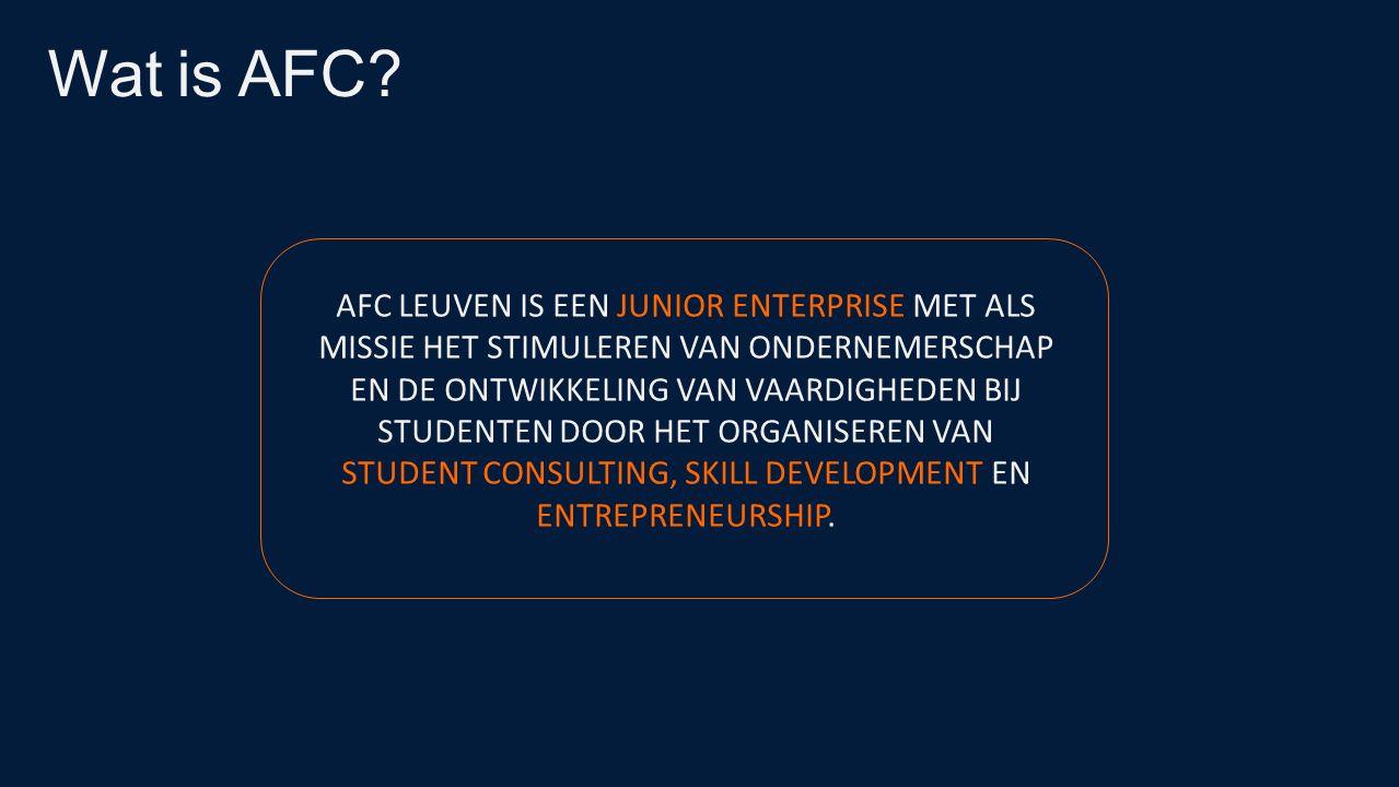 Wat is AFC.