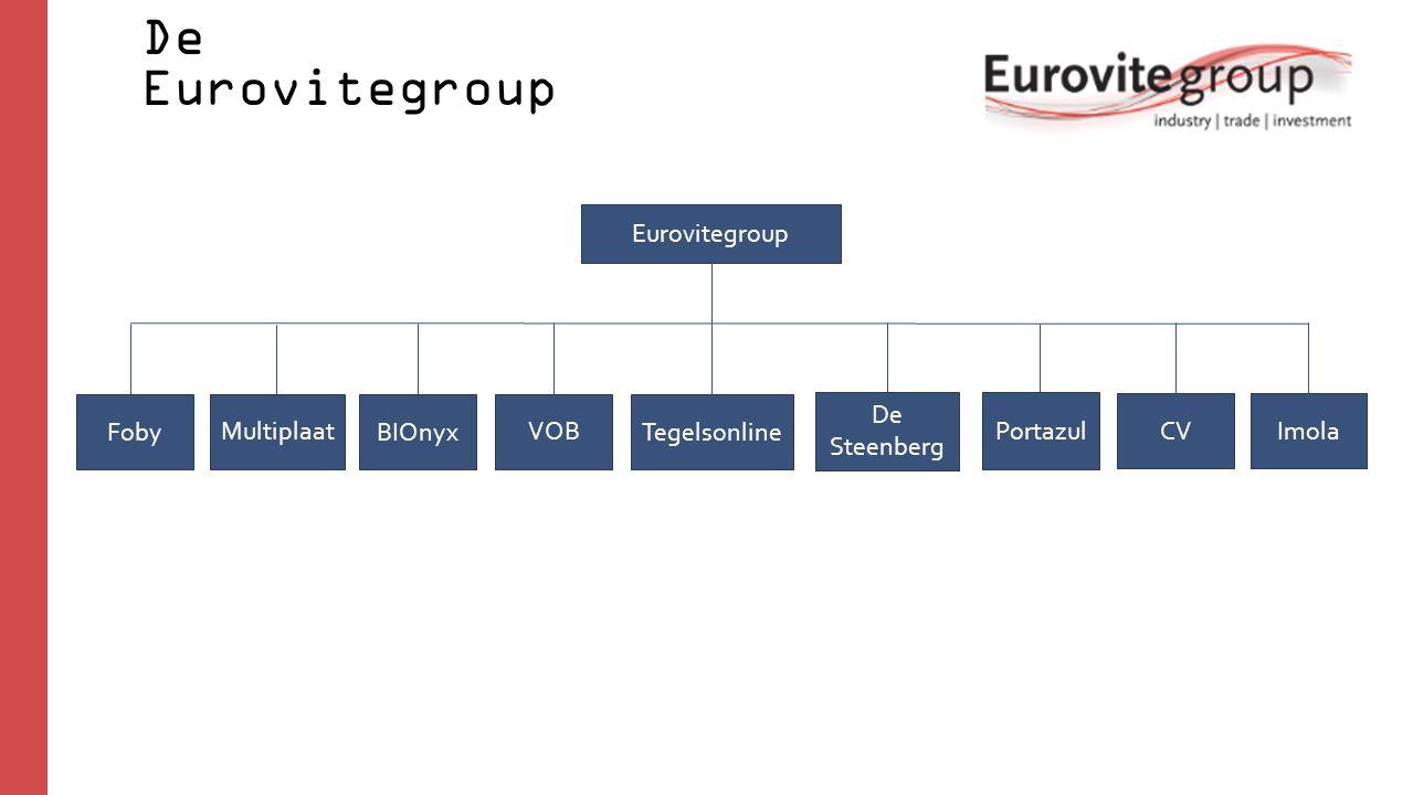 De Eurovitegroup Het eigen merk Foby is al sinds de jaren '60 uit de vorige eeuw een vooraanstaande internationale speler in tegellijmen, voegmortels, egaliseermiddelen, reparatie, vulproducten en behanglijmen.