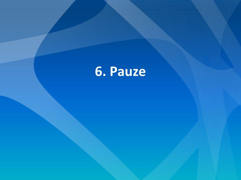 6. Pauze
