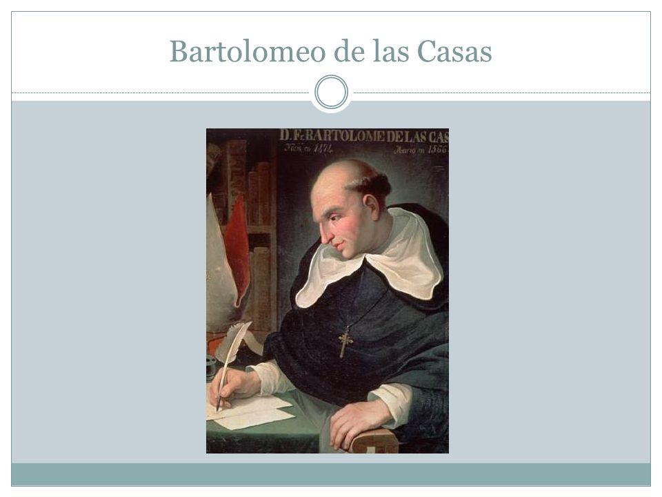 Bartolomeo de las Casas