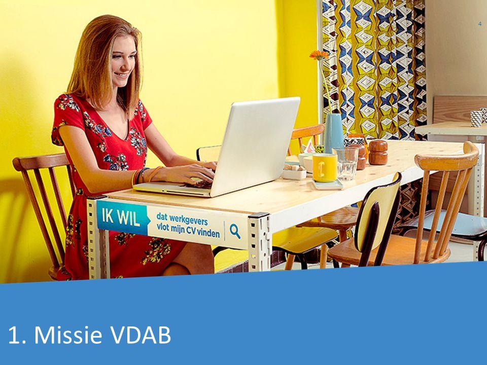 1. Missie VDAB 4