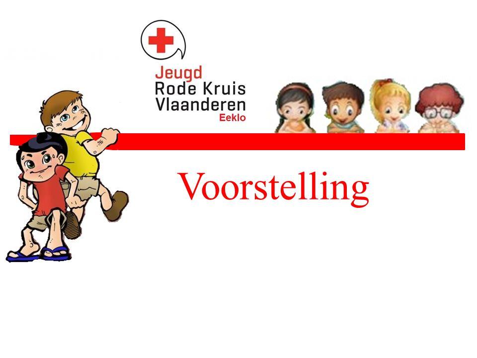 Mieke Poffyn Reeds 10 jaar actief als Voorzitter van het Rode Kruis Eeklo