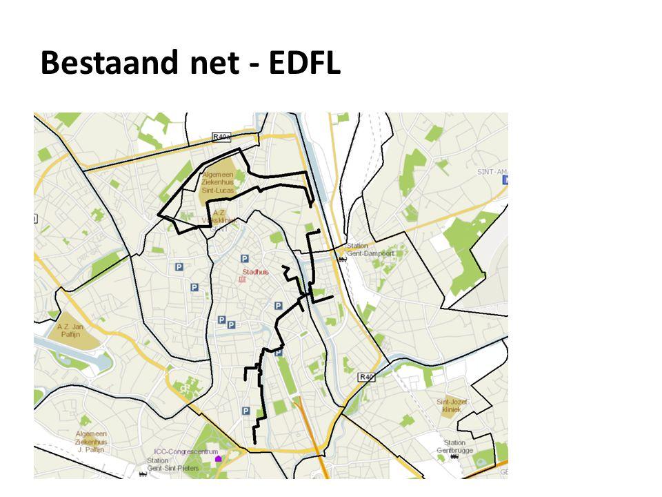 Bestaand net - EDFL