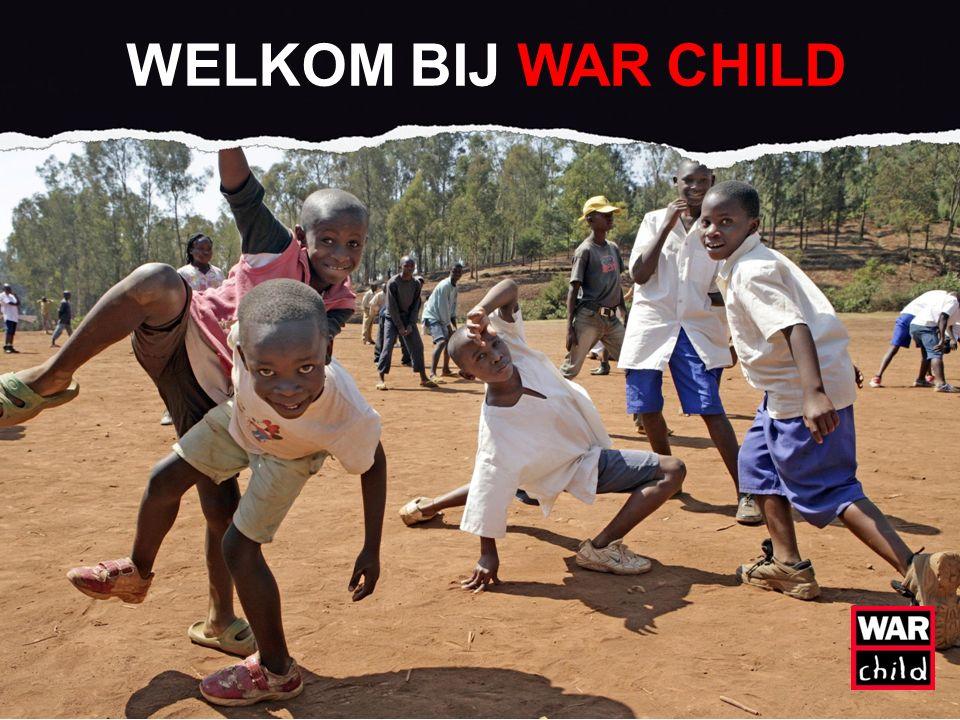 WELKOM BIJ WAR CHILD