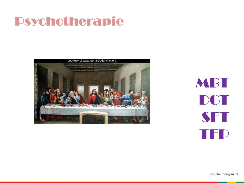 www.factcongres.nl Psychotherapie MBT DGT SFT TFP
