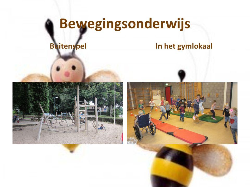 Bewegingsonderwijs BuitenspelIn het gymlokaal