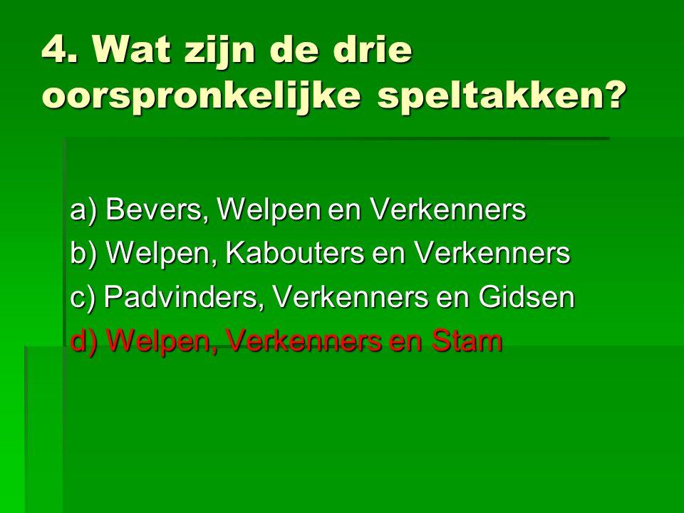 20.Wat zegt Baden Powell over bier en roken.