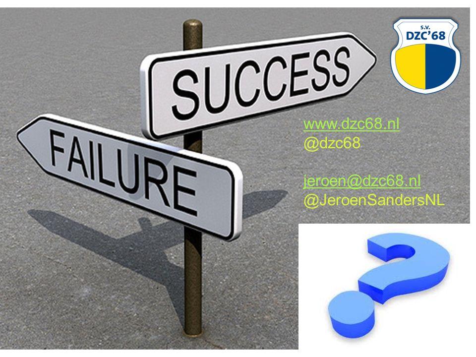 www.dzc68.nl @dzc68 jeroen@dzc68.nl @JeroenSandersNL