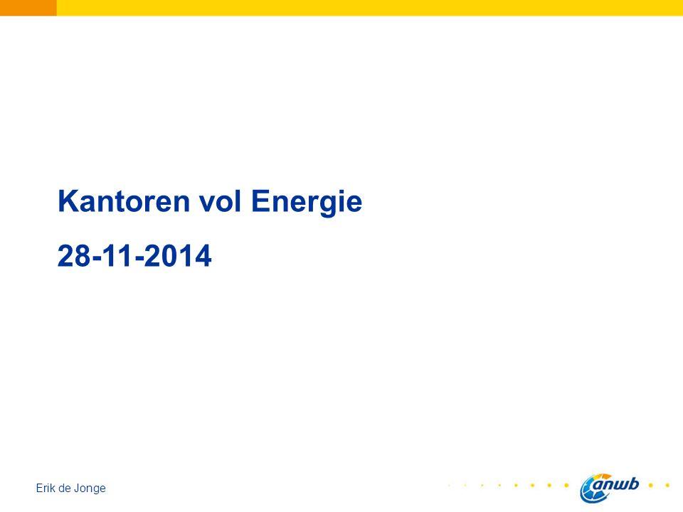 Kantoren vol Energie 28-11-2014 Erik de Jonge