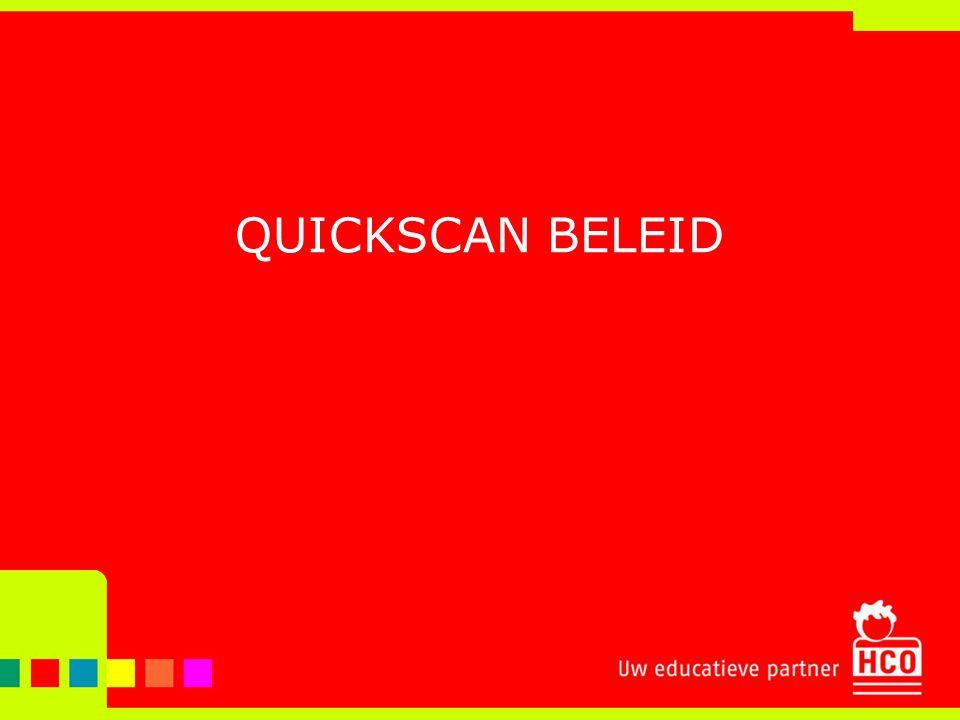 Kwaliteit van het onderwijs  Doelen De school heeft voor de vakgebieden taal/lezen en rekenen duidelijke doelen geformuleerd in termen van CITO- leerlingresultaten waarbij voor A-scores ontwikkeling in vaardigheidsscores maatgevend is.