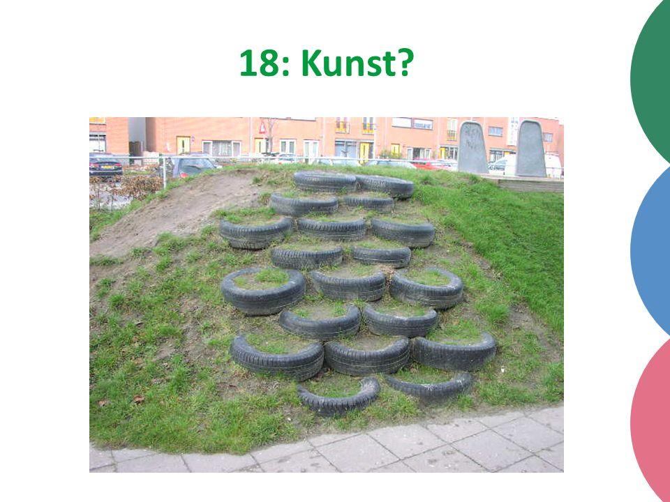 18: Kunst