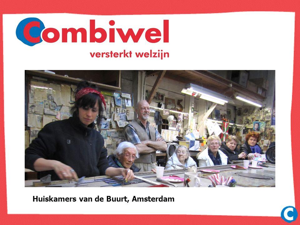 Huiskamers van de Buurt, Amsterdam