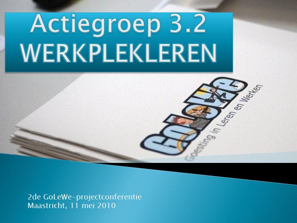 2de GoLeWe-projectconferentie Maastricht, 11 mei 2010