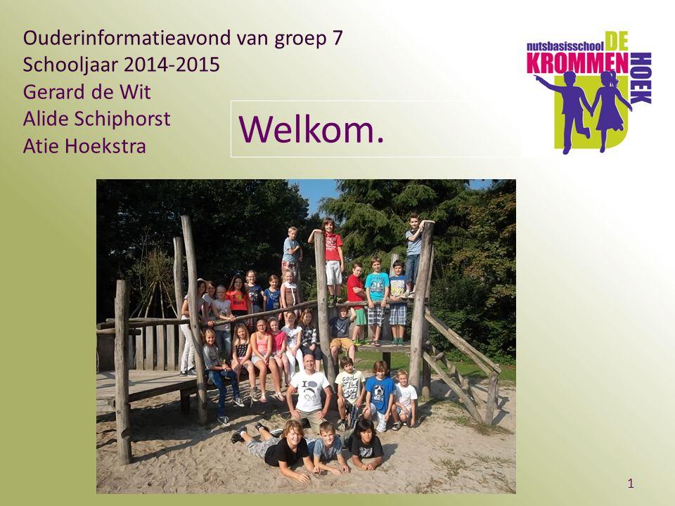 BS De Krommen Hoek - Breugel1 Welkom.